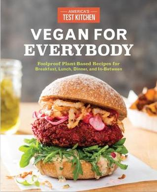 Vegan for Everybody bookcover