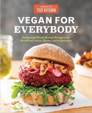 Vegan for Everybody bookcover